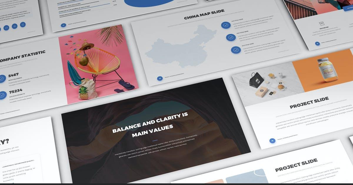 Futura Company Presentation by Unknow