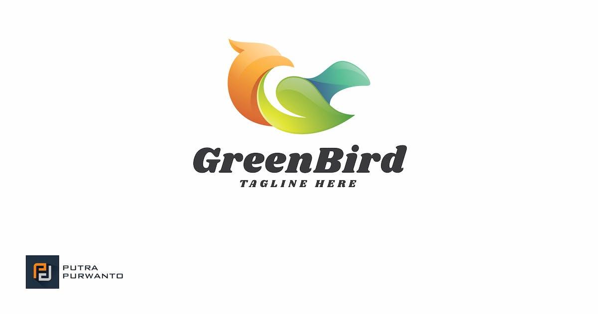 Download Green Bird - Logo Template by putra_purwanto