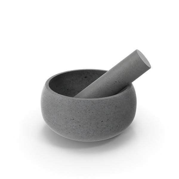 Thumbnail for Rivet Stone Mortar Pestle