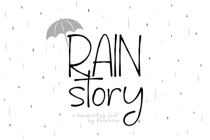 Thumbnail for Rain Story