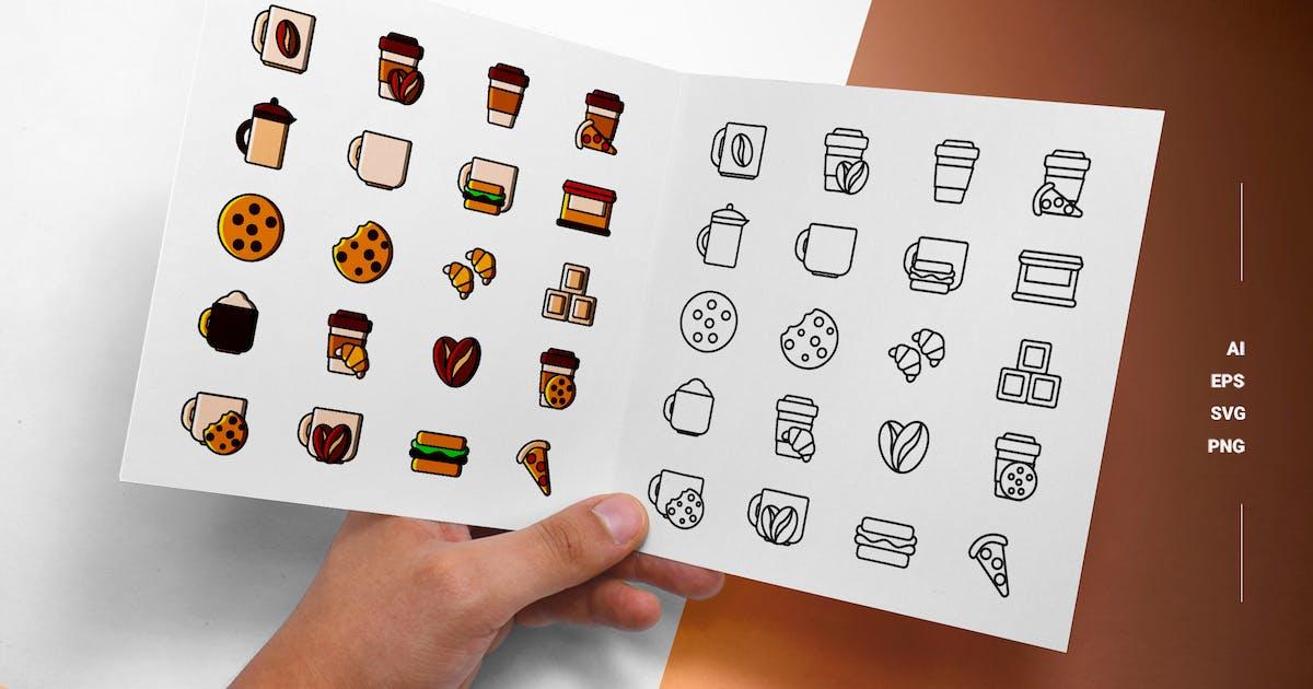 Download Coffe Shop - Icons by esensifiksi