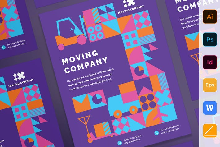 Thumbnail for Moving Company Poster