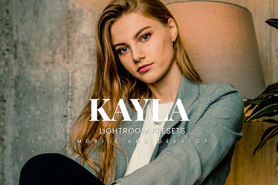 Kayla Lightroom Presets Dekstop and Mobile