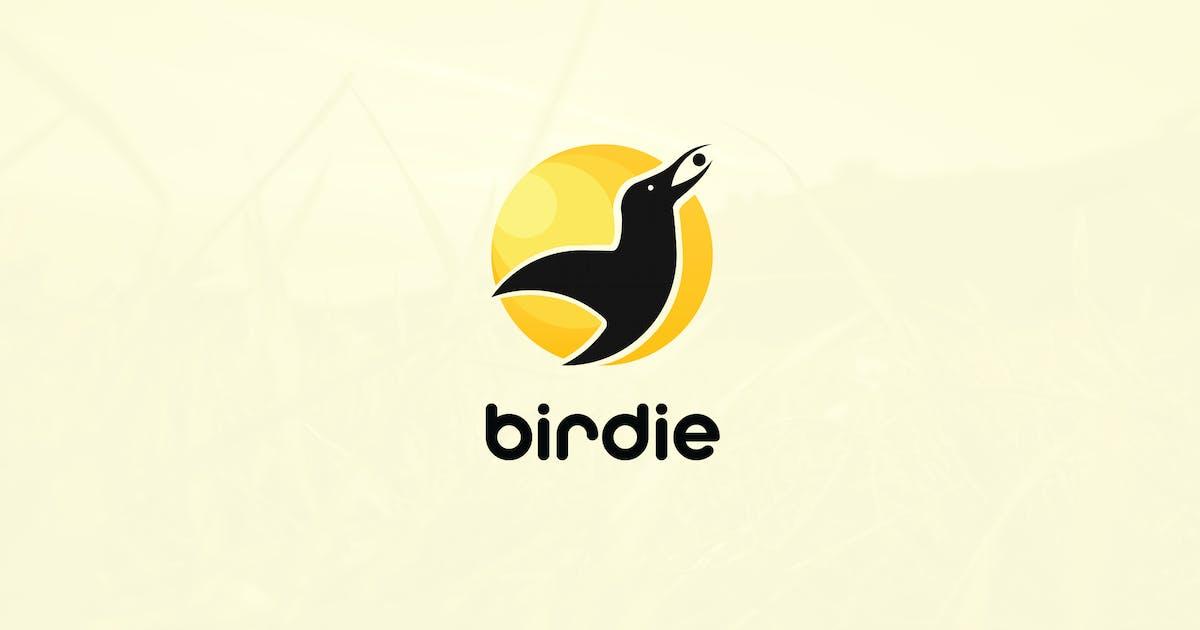 Download Early Sun Bird – Food Company Logo Template by merkulove
