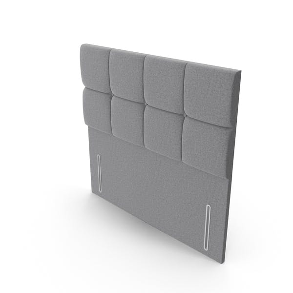 Cover Image for Plush Headboard