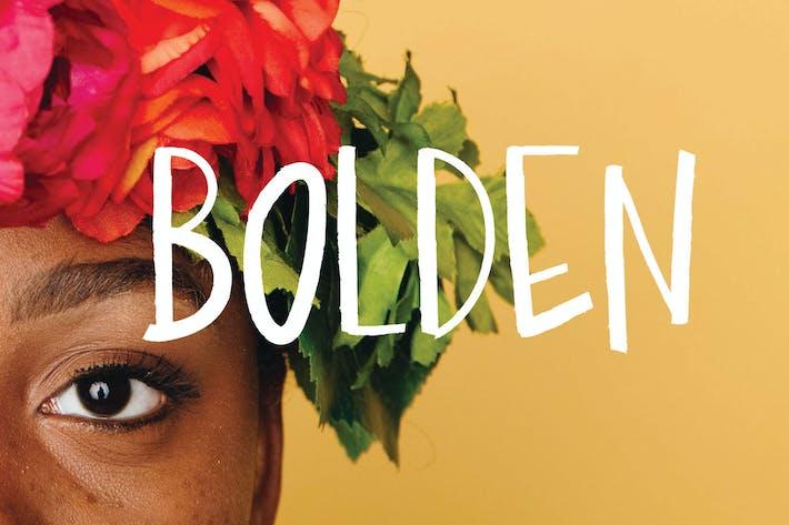 Thumbnail for Bolden