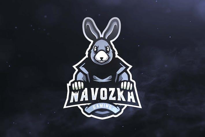 Thumbnail for Rabbit Gaming Sport and Esports Logos