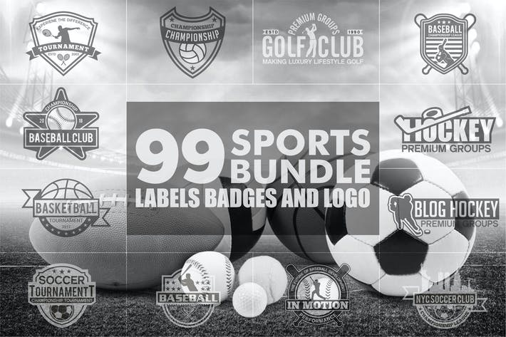 Thumbnail for 99 sports bundle