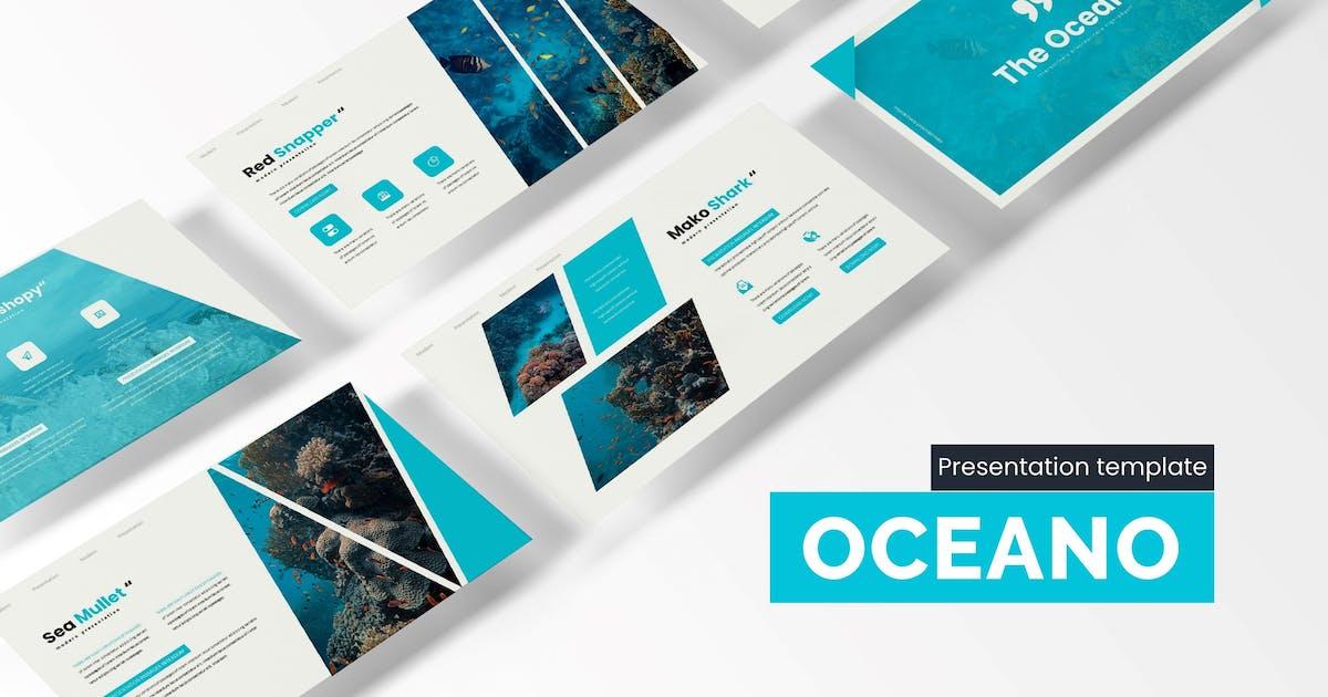 Download The Oceano - Powerpoint Template by karkunstudio