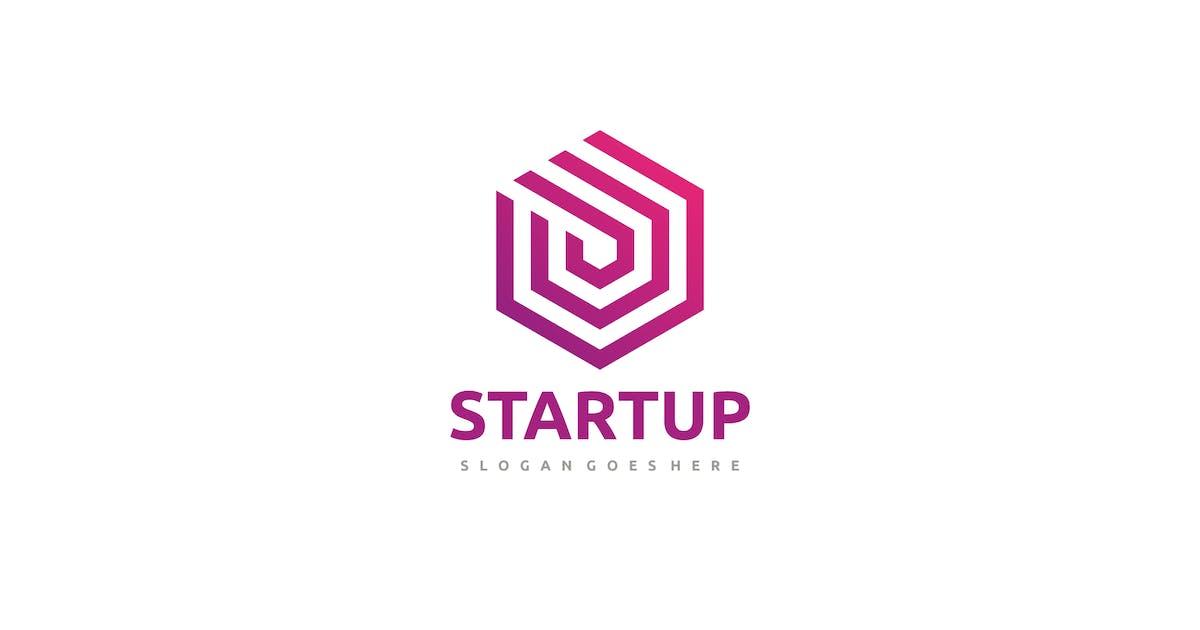 Download Hexagon Logo by 3ab2ou