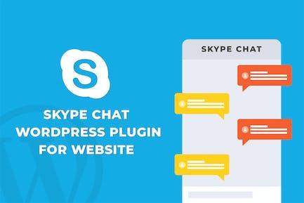 Skype Chat WordPress Plugin For Website