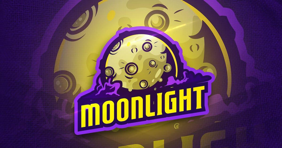 Download Moonlight - Mascot & Esport Logo by aqrstudio