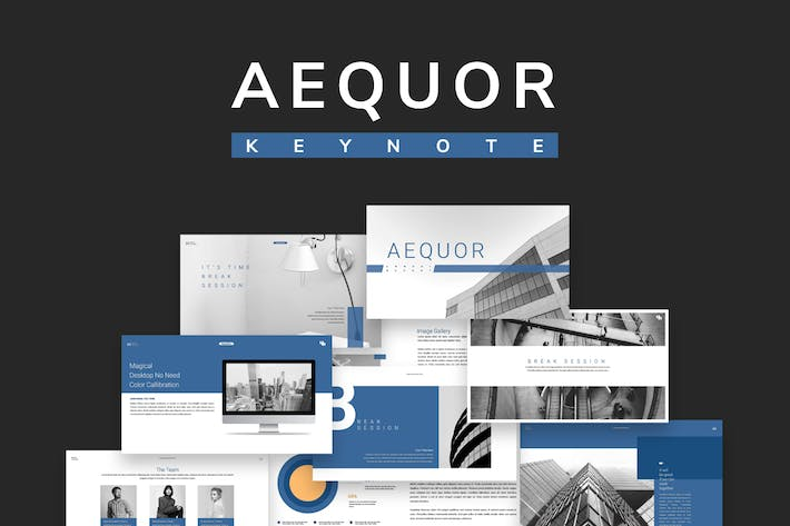 Thumbnail for Aequor Keynote