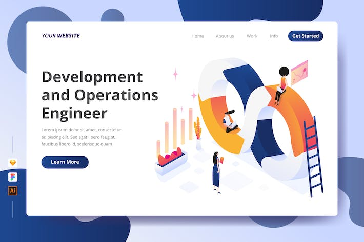 Thumbnail for Development and Operations Engineer - Landing Page