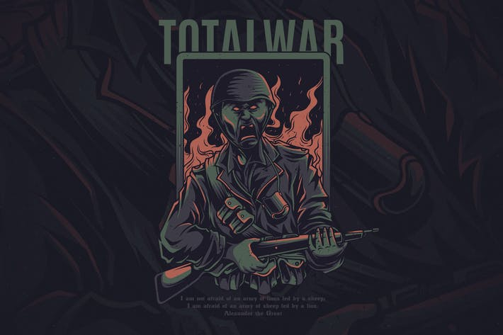 Cover Image For Total War