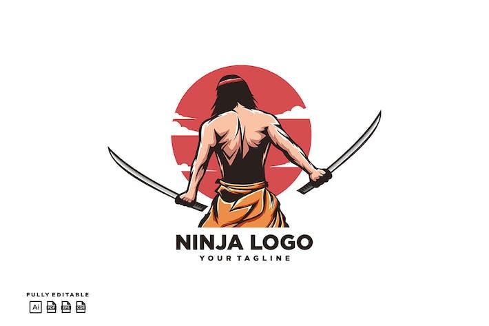 Thumbnail for Ninja Two Swords Logo