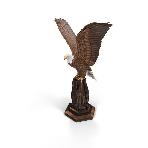 Thumbnail for Eagle Sculpture