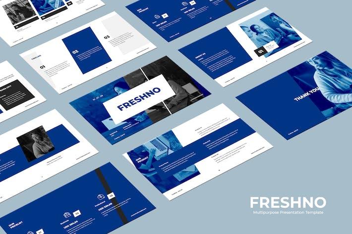 Thumbnail for FRESHNO - Powerpoint