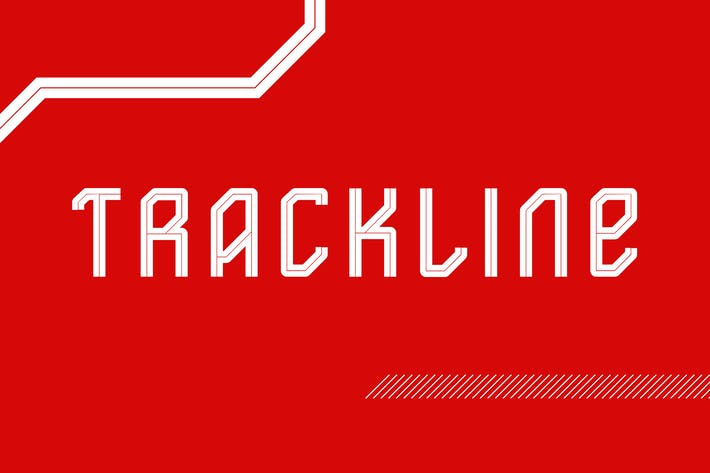 Cover Image For Trackline