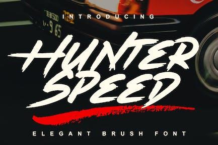 Hunter Speed