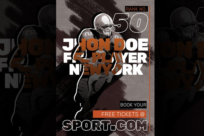 Thumbnail for Sports Flyer