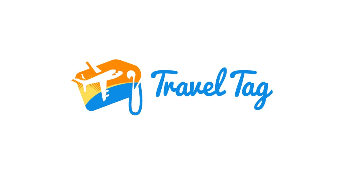 Download Travel Tag Logo by Suhandi