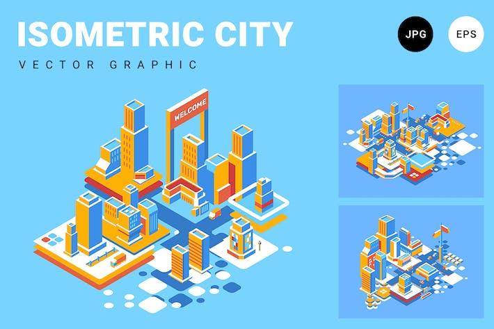 Urban illustrations