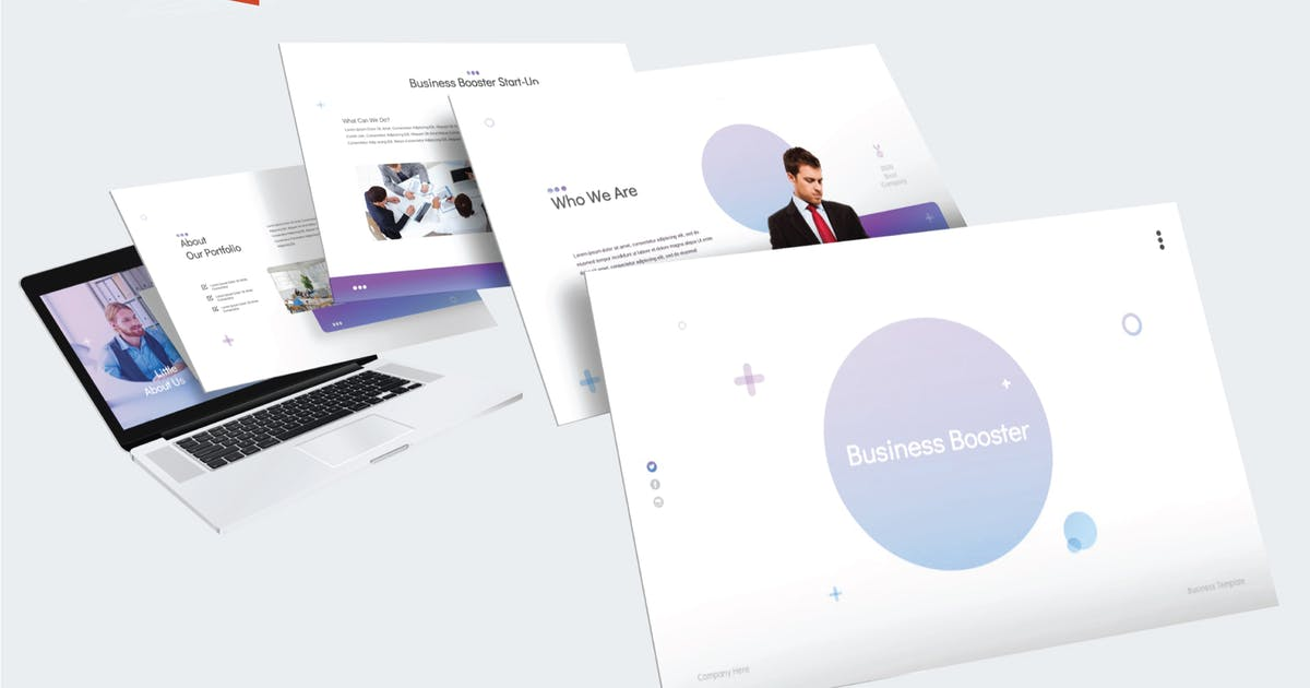 Download BUSINESS BOOSTER - Powerpoint  V356 by Shafura