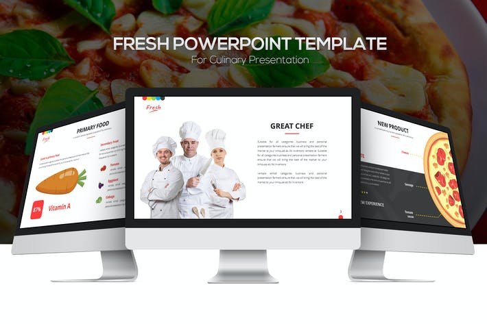 Fresh powerpoint template light version by slidefactory on envato cover image for fresh powerpoint template light version toneelgroepblik Image collections