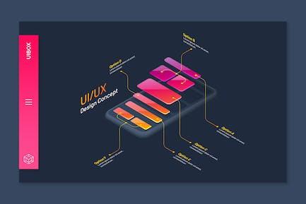 Uibox - Hero Banner Template
