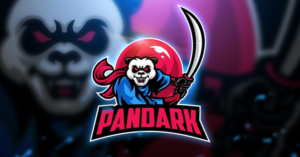 Download Pandark 2 - Mascot & Esport Logo by aqrstudio