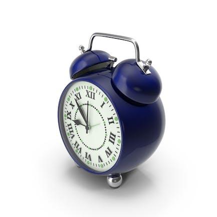 Alarm Clock Blue