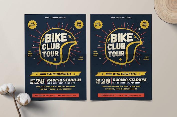 Thumbnail for Folleto del Club de Bicicletas