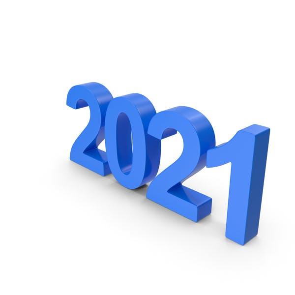 Thumbnail for 2021 Синий