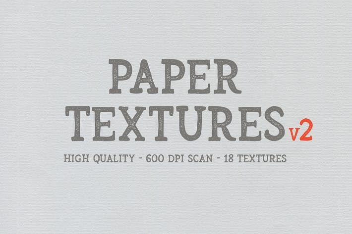 Thumbnail for 18 Paper Textures v2