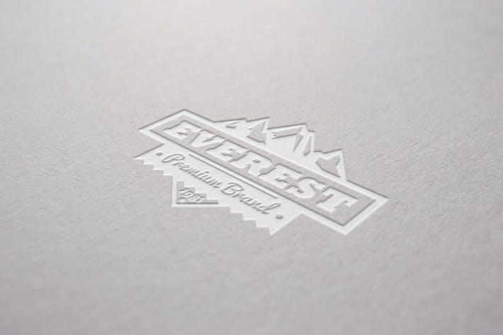 Thumbnail for Digged Paper Mockup