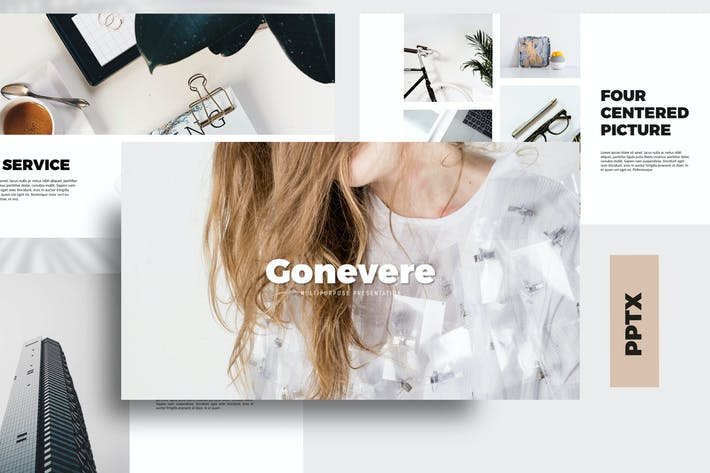 Thumbnail for Gonevere - Keynote  Business Corporate