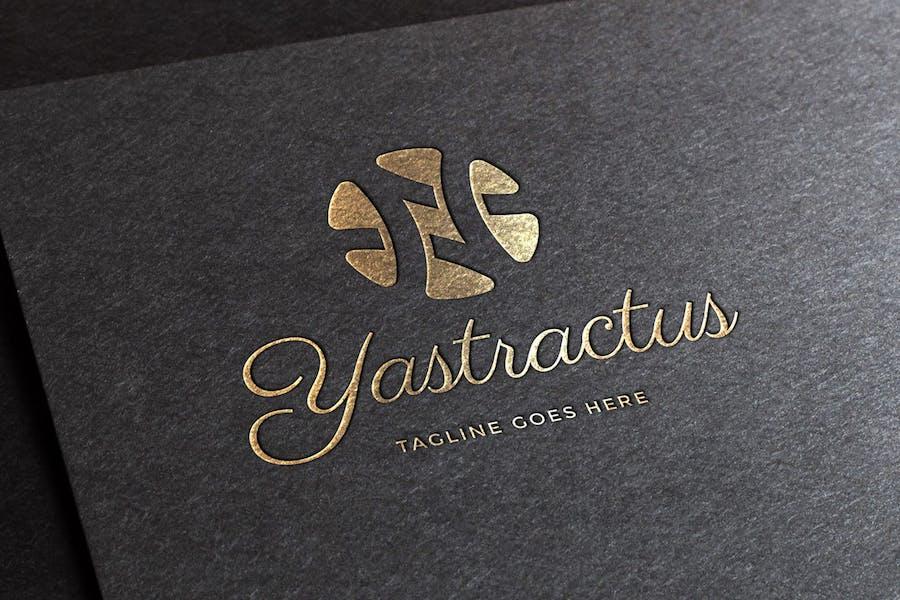 Yastractus Logo Template