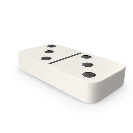 Double-Three Domino
