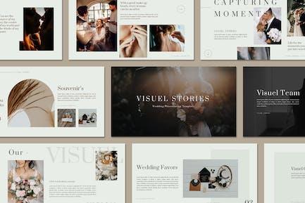Visuel Wedding - Keynote Presentation