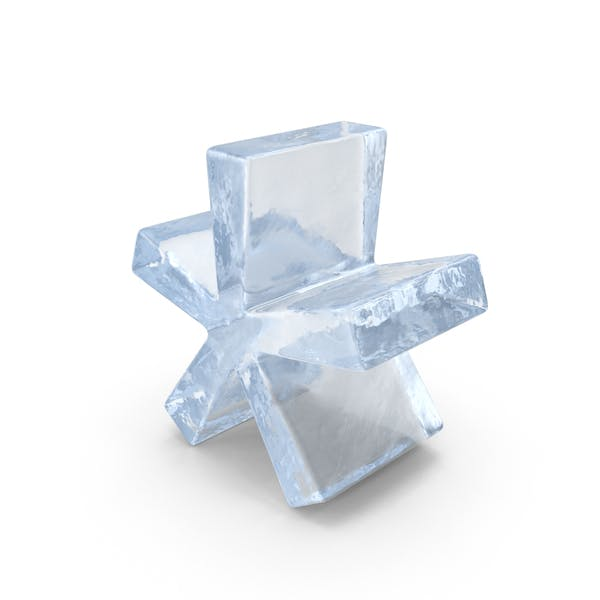 Ice Asterisk Symbol