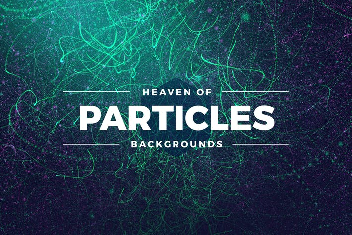 Thumbnail for Abstract Particles Heaven Backgrounds