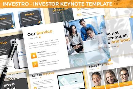 Investro - Investor Keynote Template