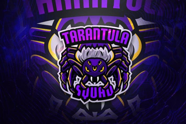 Thumbnail for Tarantula Squad - Macsot & EsportLogo