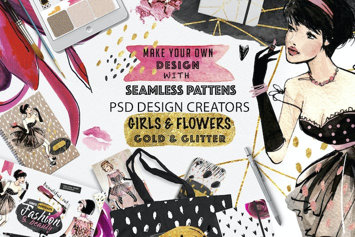 Cover Image For Fashion deal Girls and patterns