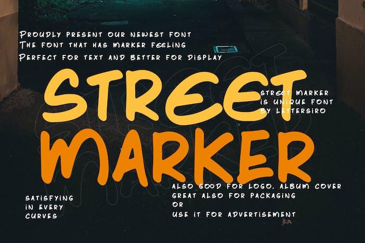 Thumbnail for Marcador de calle