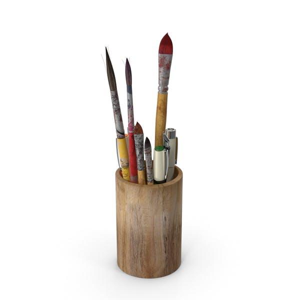 Держатель инструмента художника