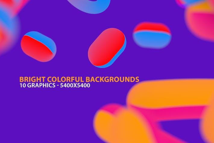 Thumbnail for Bright Vivid Backgounds
