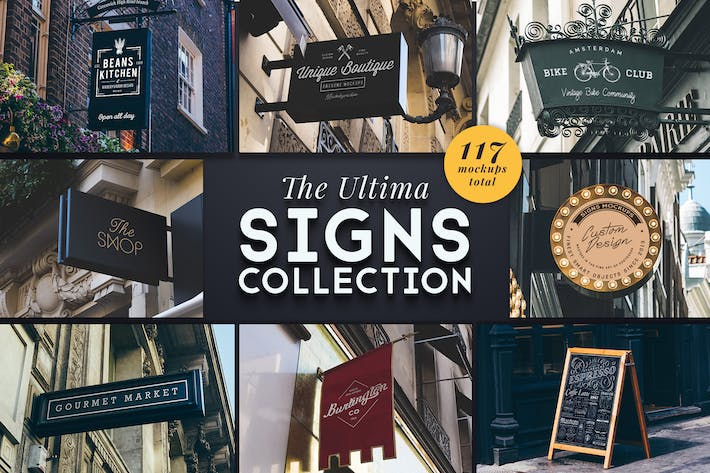 Thumbnail for The Ultima Signs Collection