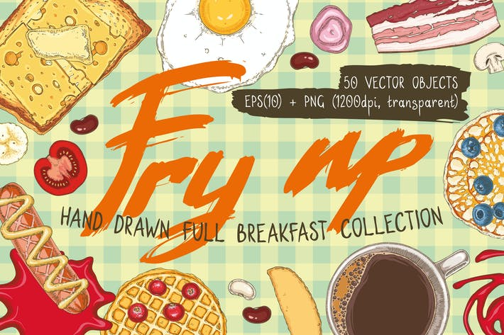 Thumbnail for Fry Up Collection